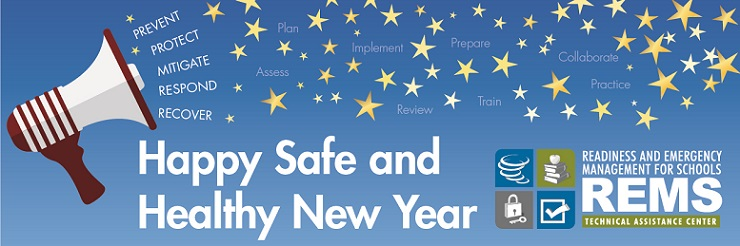 Happy Safe and Healthy New Year