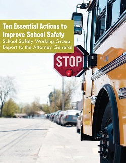 Ten Essential Actions to Improve School Safety