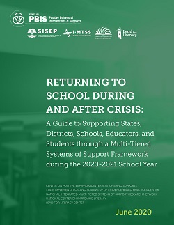 Returning to School During and After Crisis