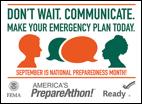 Don't Wait Communicate banner